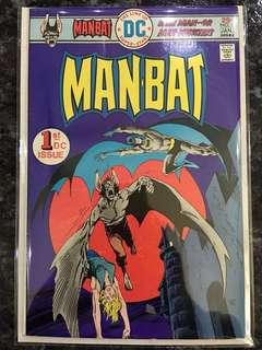 MAN BAT #1-2
