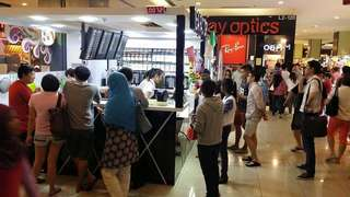 Profitable business - Beverage stall in Famous Johor Bahru Shopping Mall for takeover - Suitable for Immediate Startup or Business Expansion