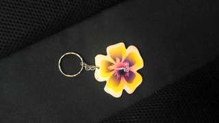 Gantungan Kunci Bunga