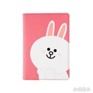 LINE character Passport holder