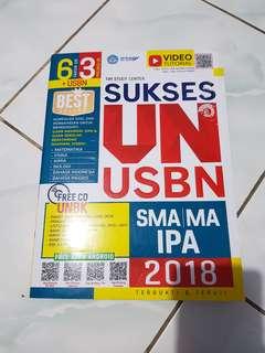 SUKSES UN USBN IPA 2018 minus CD UNBK