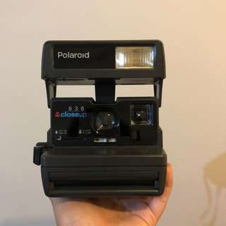 Vintage Polaroid Close Up - Negotiable