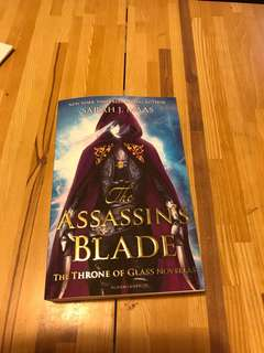 The Assassin's Blade:The throne of glass Novellas