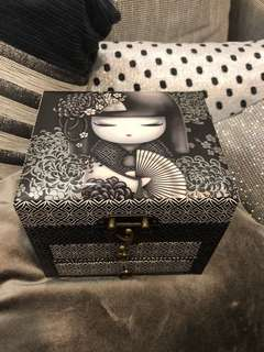Kimmidoll Collection - Jewelry box