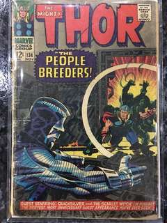 THE MIGHTY THOR #134