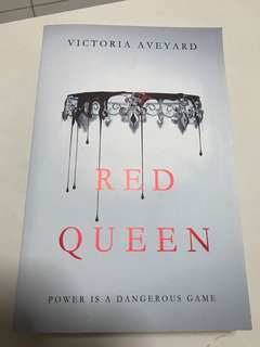 Red queen:power is a dangerous game