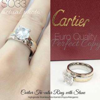 Cartier Ring size 6,7,8