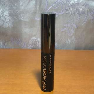 Maybelline Tattoo Brow Gel