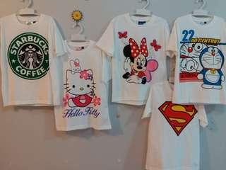 6-7yrs Kids T-shirts
