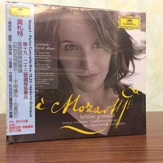 (二手交流)葛莉莫 莫札特 第十九號、二十三號鋼琴協奏曲 2011年發行