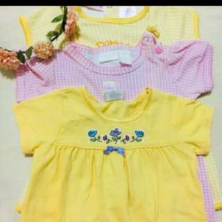 Sale!!! Take all Carters onesies for little girl.🎀