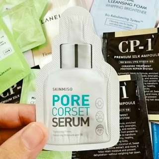 Skinmiso Pore Corset Serum 1ml.