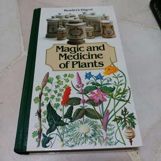 Magic n medicine of plants