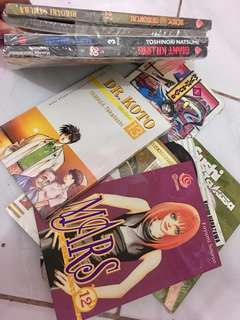 Comic bundle - RANDOM (10pcs)