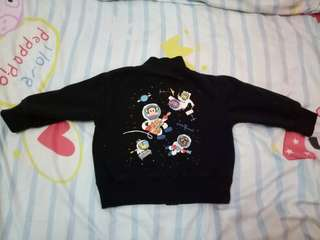 Paul frank zip-up jacket for kids
