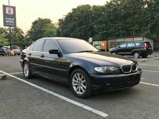 BMW 318i E46 Facelift 2004 with N46 engine (last generation)