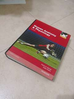 Human Anatomy & Physiology 9th Edition Pearson