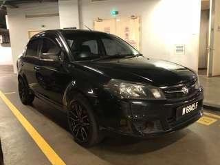 Kereta Sewa Murah - Saga FLX 2014