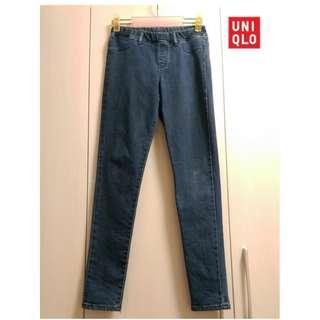 【二手好物】UNIQLO KIDS 輕便牛仔褲