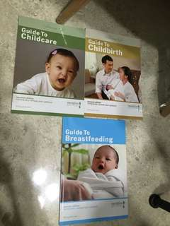 To bless brand new maternity books