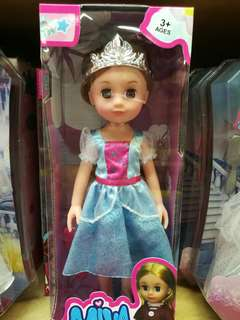 全新可愛公仔/小公主/洋娃娃