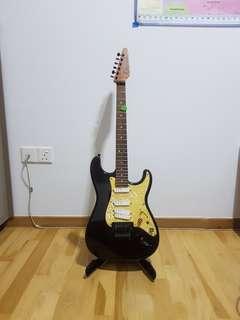 Vintage Charvel Electric Guitar (Made In Japan)