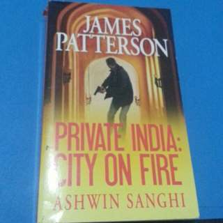 James Patterson's Private India: City on Fire