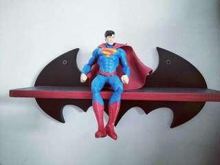 Rak Dinding Unik Batman PROMO