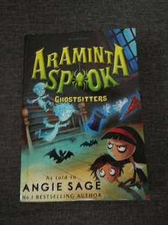 Araminia Spook Ghostsitters