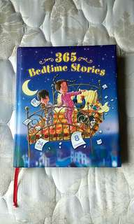 Bedtime Story 365 Days Cushion Hard Cover