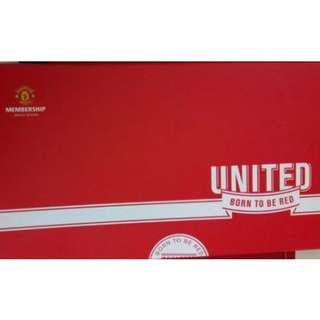 Manchester United Merchandise Pack