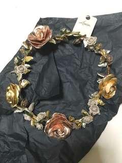 Flower Crown (wedding accessory)