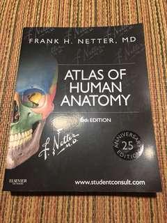Atlas of Human Anatomy (6th Edition)
