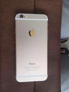 iphone 6 16gb gold LL set