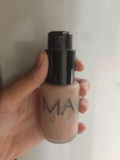 Make over foundation shade 01