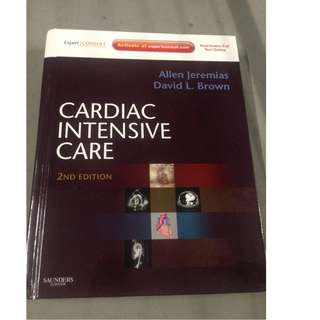 Cardiac intensive Care