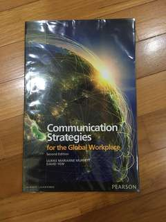 Communication Strategies for the Global Workplace