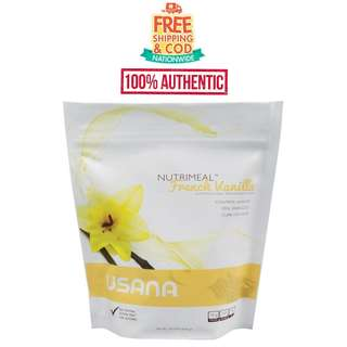 Aunthentic USANA Nutrimeal French Vanilla