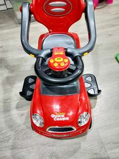 Baby Push Car tricycle