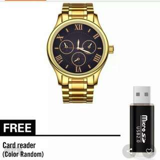 Mens bussines watch