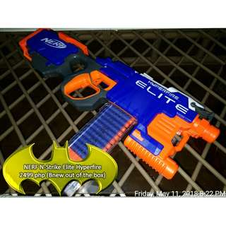 NERF N-STRIKE ELITE HYPERFIRE (OT)