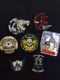 Customize Tactical Velcro Morale Patch