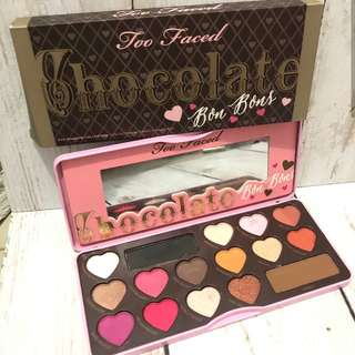 CHOCOLATE TOO FACED