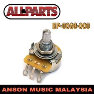 AllParts EP-0086-000 CTS 500K Split Shaft Audio Pot