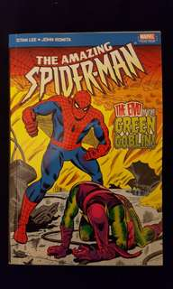 The Amazing Spider-Man - The End of the Green Goblin