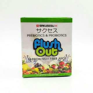 FLUSH OUT (Passion Fruit Passion Juice)