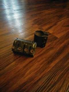 3 & 4 clamp bolt