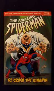 The Amazing Spider-Man - To Crush The Kingpin