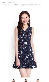 BNWT Lilypirates Season of blessings dress