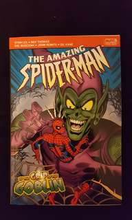 The Amazing Spider-Man - The Grip of the Goblin
